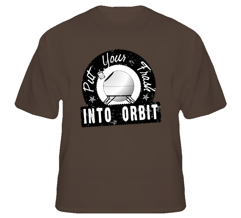 Put Your Trash Into Orbit Ver. 1