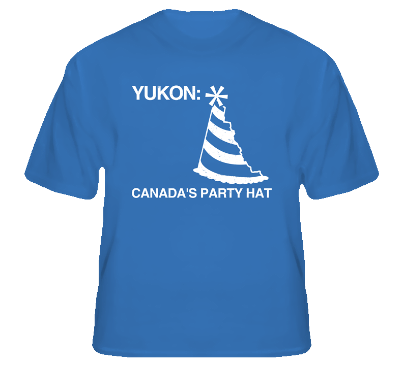 Yukon: Canada's Party Hat